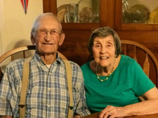 My Parents (91 and 90!)