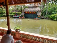 Water Puppet Theatre near Hanoi